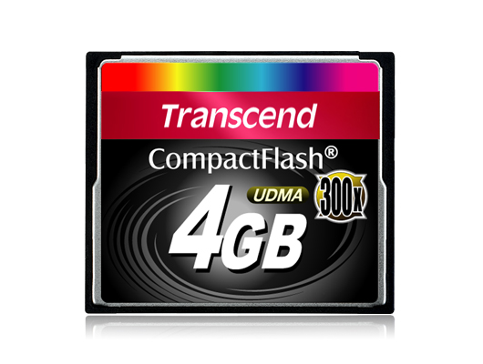 Transcend 300x compact flash